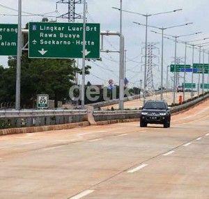 Jalan Tol Ruas Sunter - Pulogebang