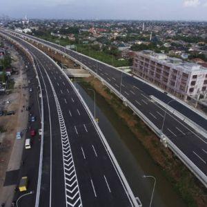 Jalan Tol Ruas Bekasi - Cawang - Kampung Melayu
