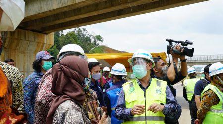 1,2 T Telah Dibayarkan LMAN Untuk Pembebasan Lahan Tol Cisumdawu